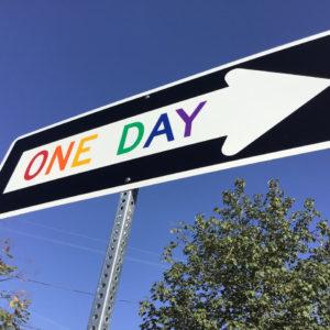 ONE DAY - $800 by Scott Froschauer